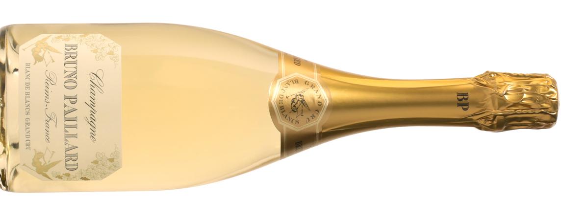 Bruno Paillard: Millésime Brut Blanc de Blancs Champagne 2004