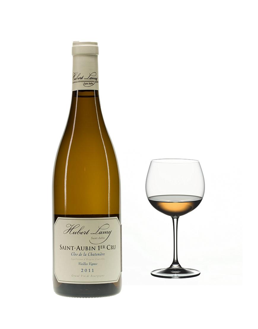 Hubert Lamy: Saint Aubin 1er Cru Vielles Vignes Clos de la Chatenière 2011