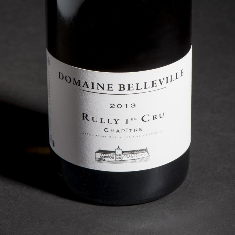 Domaine Belleville: Rully 1er Cru La Pucelle 2013